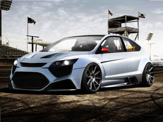 Ford Focus Xtream by pont0