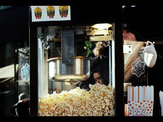 popcorn by slownumbers