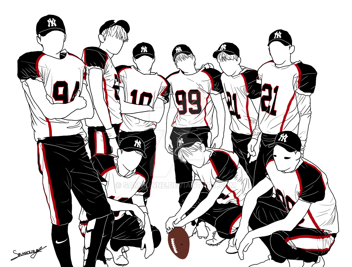 EXO - Love me Right by Samounne on DeviantArt