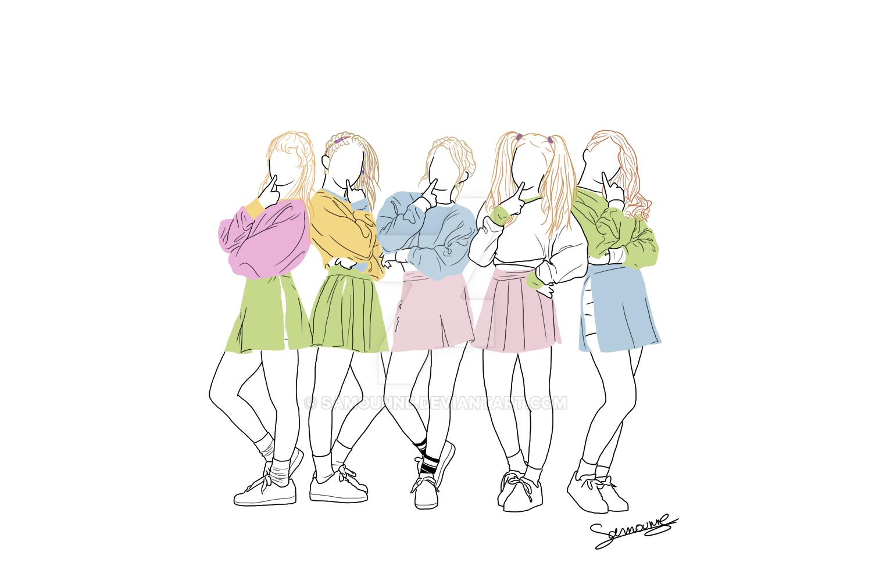 Red Velvet Ice Cream Cake Irene