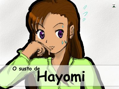 O susto de Hayomi by onigiri-quase-predio