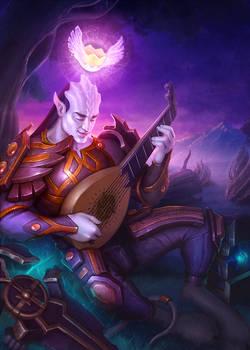 Fanart to Warcraft