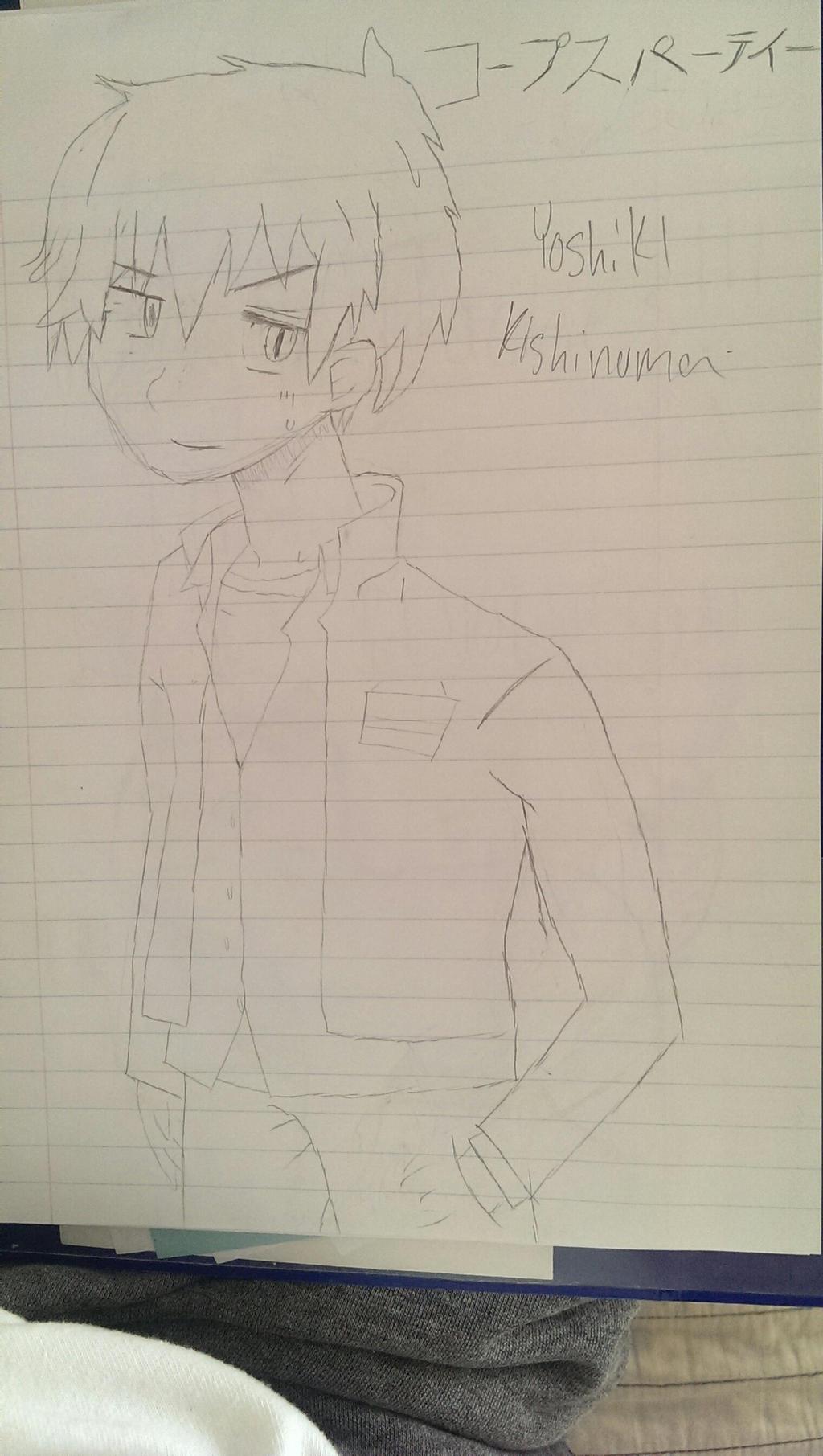 Yoshiki Kishinuma