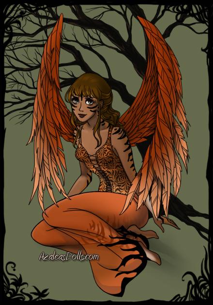 Dark fairy 1 by vigiegirl984