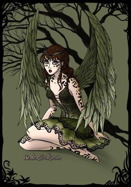 Dark fairy 3 by vigiegirl984