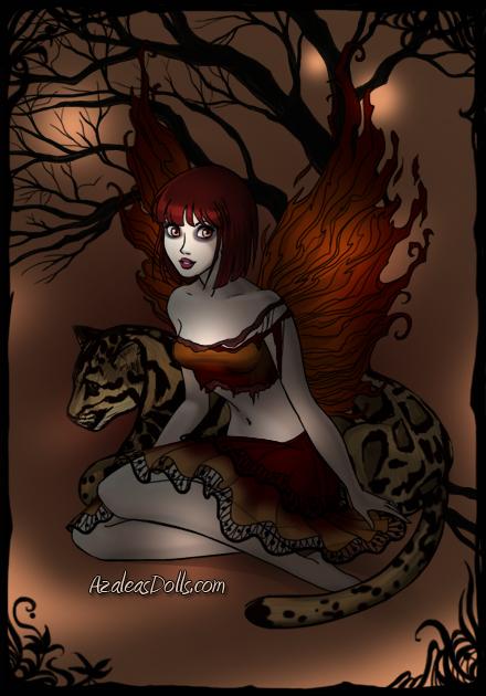 Dark fairy 4 by vigiegirl984