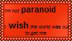 paranoia by xscar10