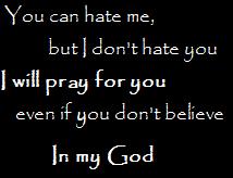Pray for you by xscar10