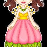 Flower girl by Starairi