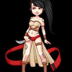 Tribal Thief by Starairi