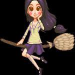 Little Witch by Starairi
