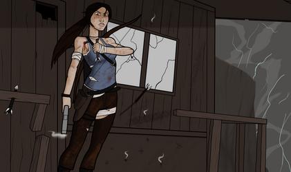 Tomb Raider by Cadhla182