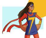 Ms. Marvel Practice