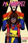 Comic of the Week: Ms. Marvel #10