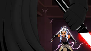 Ahsoka by Cadhla182