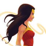 Wonder Woman (Again)