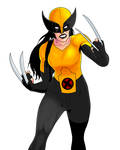 X-men Red: Wolverine