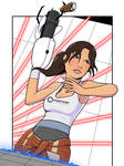 Chell Commission by Cadhla182