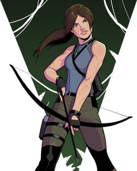 Day 12: Lara Croft