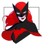 Daily Practice Day 6: Batwoman