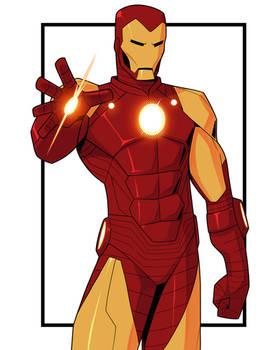 Toon Tony commission