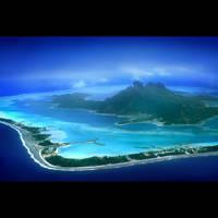 Tahiti landscape 3 by HenrirneH