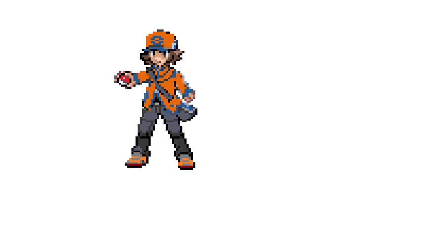 Poison Pokemon Trainer Sprites Trainer Pictures to Pin on ...