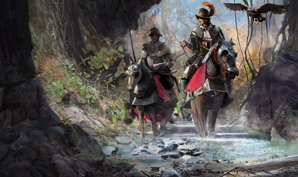 Conquistadors