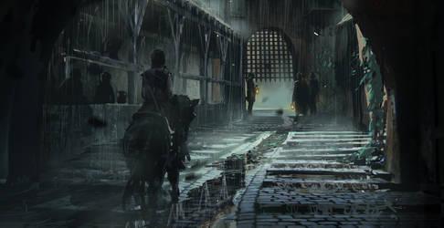 Dark Lane by RhysGriffiths