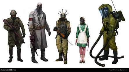 Chernobyl Horror
