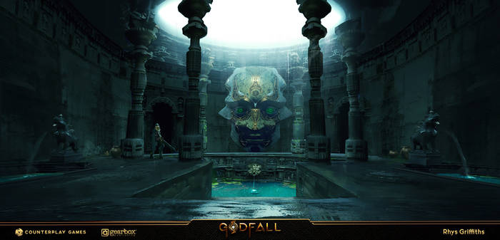 Godfall Concept Art 01
