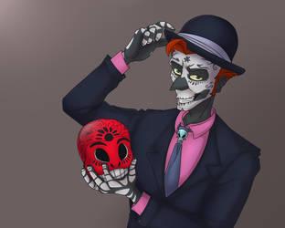 Dia de Muertos by Lurry
