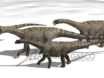 Sauropod group