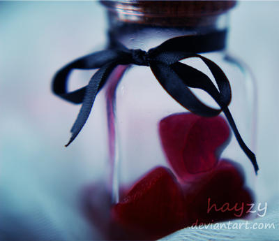 jar of hearts by hayzy