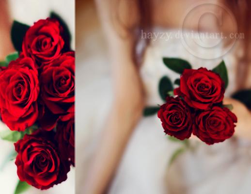 bridesmaid by hayzy
