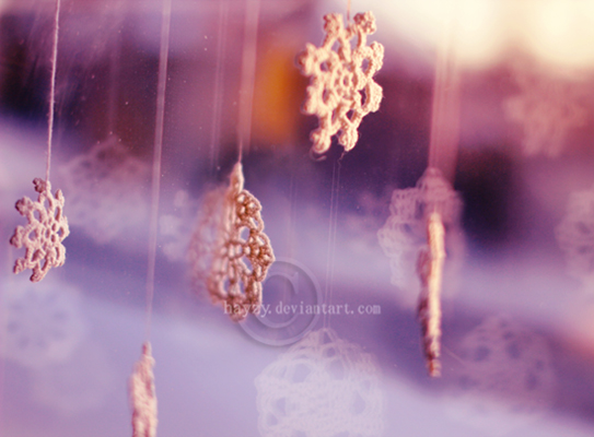 snowflakes by hayzy