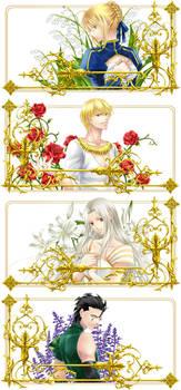 Fate/Zero - Posters