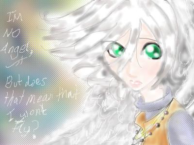 I'm No Angel by Yllamse