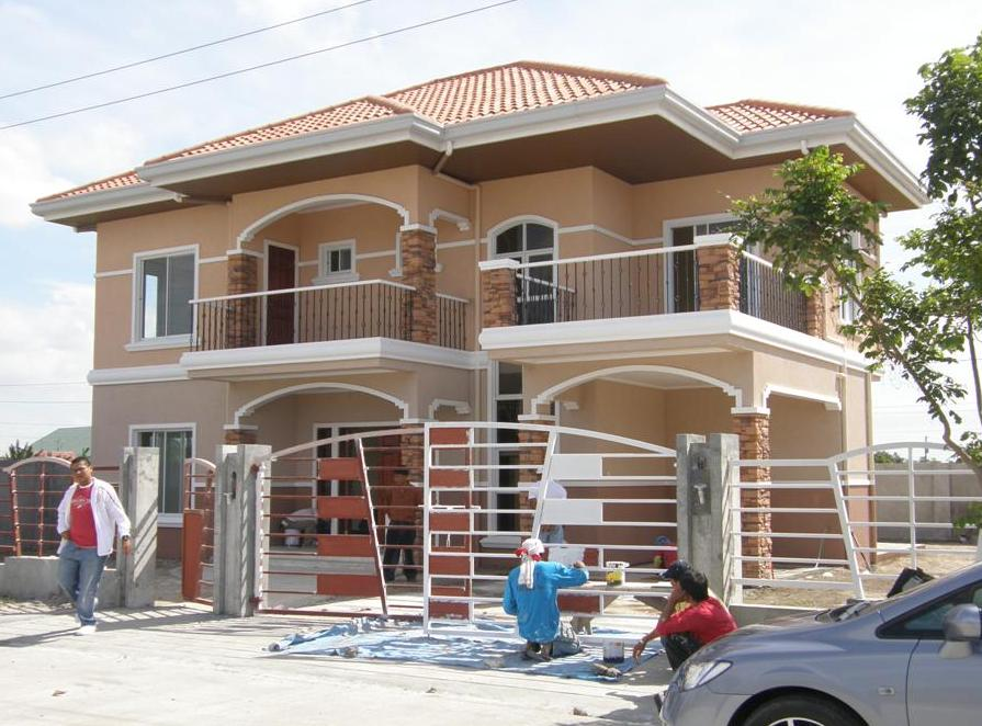 Individual construction company build dream house by for House building companies