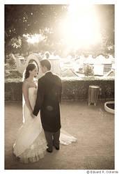 Wedding: Sara and Jorge by Ockie