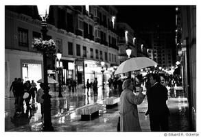 scenes of Malaga 11 by Ockie