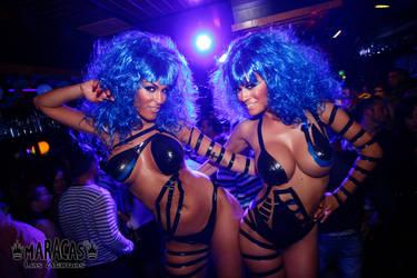 Gogo Dancers by Ockie