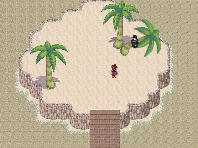 Destiny Island 1 by carandel