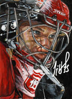 Jimmy Howard by StubbornCupcake