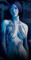 Cortana - Halo 4 Model - 9