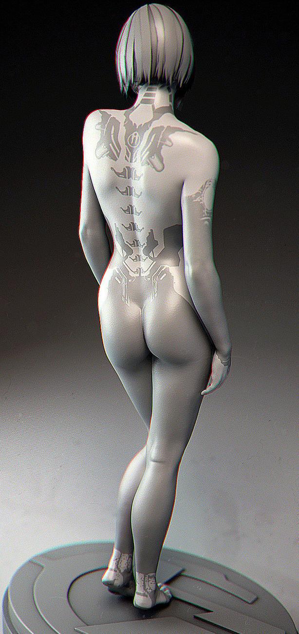 Cortana de halo 4 xxx naked home lady