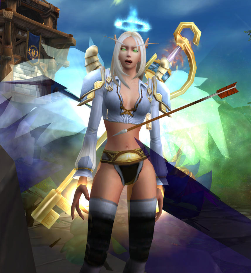 World of warcraft sexy blood elf night  nudes shaved wifes