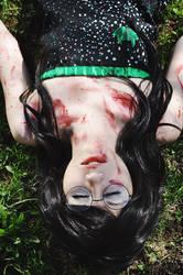 [s] Jade: dead. by Lucius-Scarlet