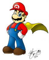 Mr. Nintendo by theflamingalberto
