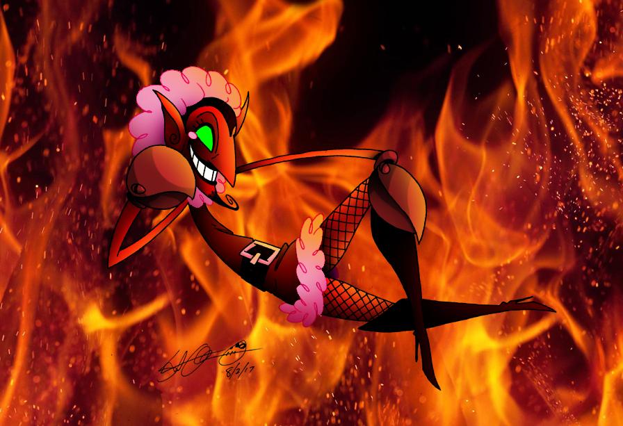 The Devil Wears Prada by theflamingalberto